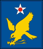 USAF 2nd Air Force Emblem
