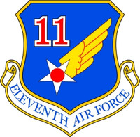 USAF 11th Air Force Emblem