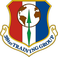 USAF 381st Training Group Emblem