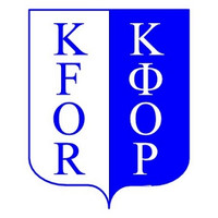 KFOR Decal