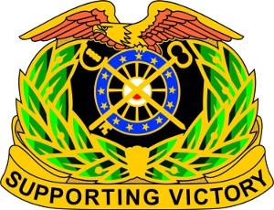 USA Army Quartermaster Corps Insignia