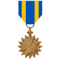 Air Medal Decal