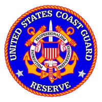 US Coast Guard Reserve Decal