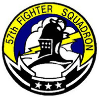 USAF Air Force 57th Fighter Squadron