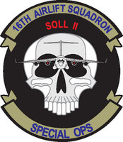 USAF 16th Airlift Squadron Special Ops