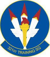 USAF 321st Training Squadron