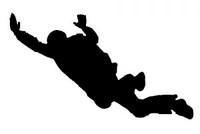 Freefall Decal