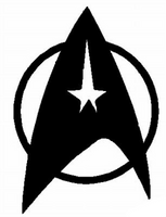 Star Trek Logo Decal 1