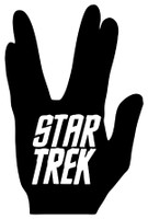 Star Trek Live Long And Prosper Decal 1