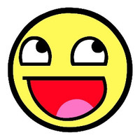 Awesome Face Meme Decal