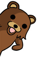 PedoBear Looking Meme Decal
