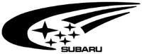 Subaru Decal