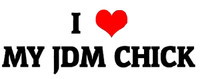I [HEART] My JDM Chick