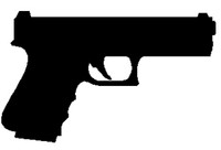 Pistol Decal