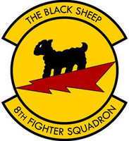USAF 8th Fighter Squadron