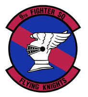 USAF 9th Fighter Squadron