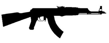 AK-47 Decal