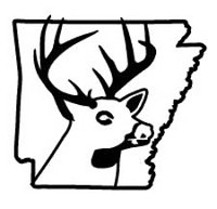 Arkansas State Deer Decal