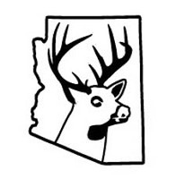 Arizona State Deer Decal
