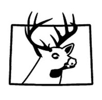 Colorado State Deer Decal
