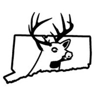 Connecticut State Deer Decal