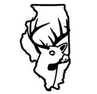 Illinois State Deer Decal