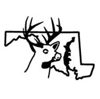 Maryland State Deer Decal