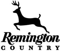 Remington Deer Decal