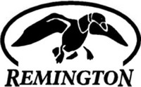Remington Duck Decal