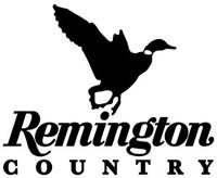 Remington Duck Decal 1