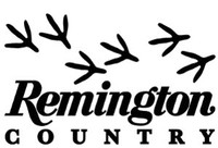 Remington Tracks Decal