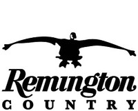 Remington Goose Decal
