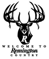 Remington Country Decal