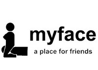 MyFace A Place For Friends Decal