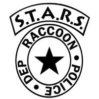 S.T.A.R.S. Raccoon Police Department Decal