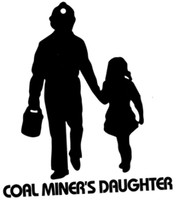 Coal Miner's Daughter Decal