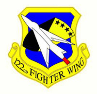 USAF 122nd Fighter Wing
