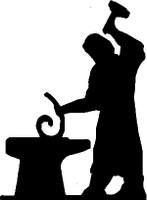 Blacksmith Anvil Decal