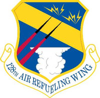 USAF 128th Air Refueling Wing