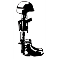 Fallen Soldier Decal