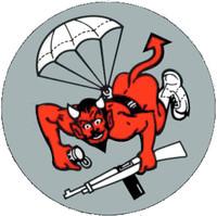 USA 1-508th Parachute Infantry Regiment