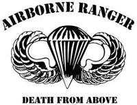 Airborne Ranger Sticker #2