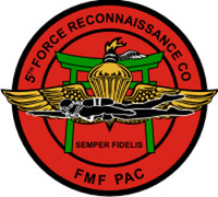 USMC 5th Reconnaissance Company