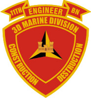 USMC 11th Engineer Battalion 3rd Marine Division