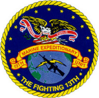 USMC 13th Marine Expeditionary Unit