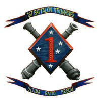 USMC 1st Battalion 11th Marines