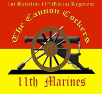 USMC 1st Battalion 11th Marines #1