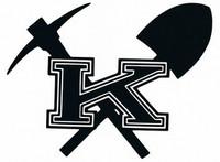 Kentucky Coal Miner Decal #2