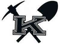 Kentucky Coal Miner Decal #2