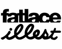 JDM Fatlace illest Decal